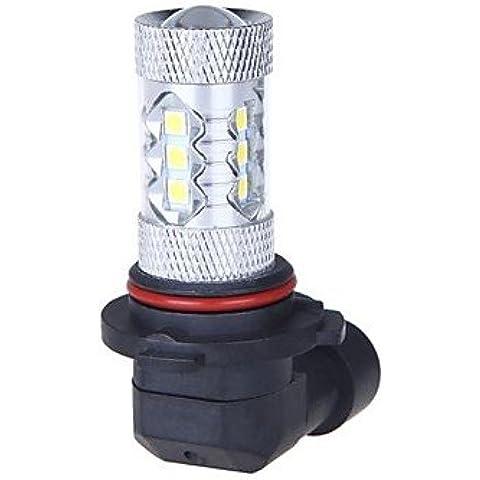 LIROOTSuper luminoso 80W 9006 HB4 LED Faro