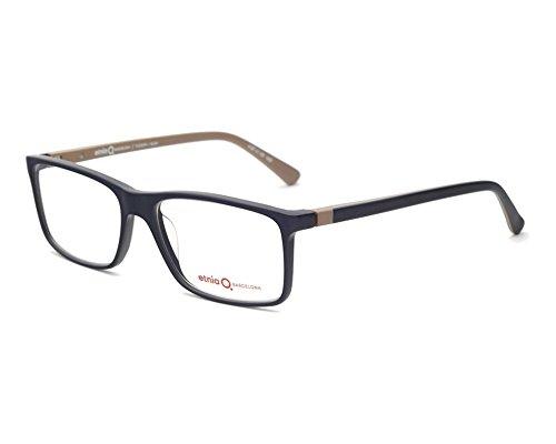 Preisvergleich Produktbild Etnia Barcelona Tucson BLBR, Blue/Brown, 55-16mm, Brillen