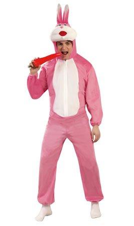 Guirca Costume vestito coniglio carnevale halloween uomo donna 80305