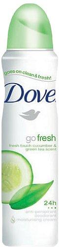 Dove Go Fresh Cucumber & Green Tea Scent Deodorant 169ml