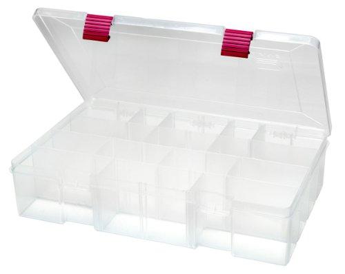 Creative Options 2–3730–82Pro-Latch Tiefe Verstellbare Utility Organizer mit 4zu 15Fächer, große, (Utility-organizer-box)