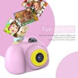 LittleBuddy Little Buddy Digital Camera for Kids Mini 2 Inches Screen, Video Recorder Camcorder with Loop Recording Toy Camera for Kids Girls Or Boys (Without SD Card) Multicolor