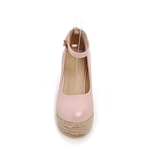 Adee, Pink Femme Chaussures À Talons Hauts