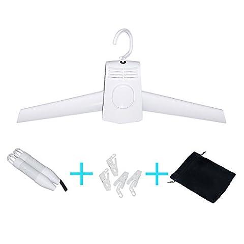 Froid Costumes - TEQIN Multi-fonctions Portables Vêtements/Chaussures Sèche Soutien Chaud