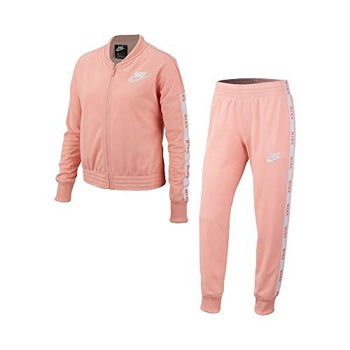 Nike G NSW TRK Suit Tricot rosa - L