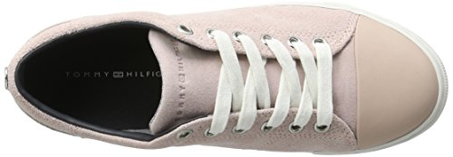 Tommy Hilfiger J1285eanne 1b, Sneakers Basses Femme Rose (Dusty Rose 502)