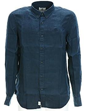 Vb–camicia da uomo Body Fit (stretch, taglio a evidenziare il contorno) Uni