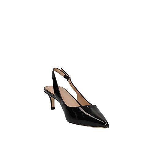 Guess Footwear Dress Sling Back, Scarpe Col Tacco Punta Chiusa Donna Bianco