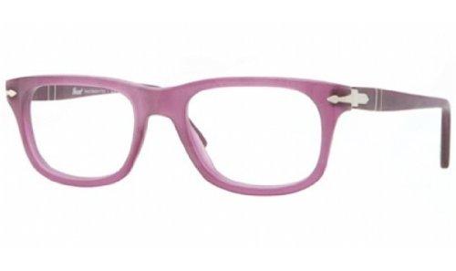 Persol Für Mann 3029 Violet Kunststoffgestell Brillen, 50mm