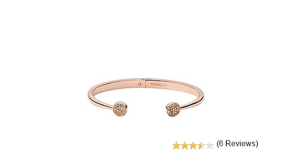 JOF00419791 Fossil Femme Acier Bracelets manchette
