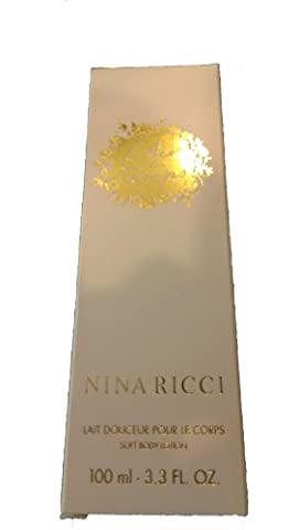 Nina Ricci L' Air du Temps 100ml Soft Body Lotion