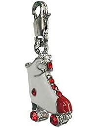 Charm Rollschuhe aus Stahl von Charming Charms. Versandkostenfrei ab 30 Euro