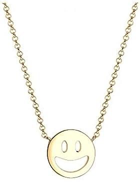Elli Halskette Smiley Icon Emoji Happy