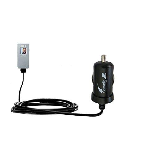 10W Mini-Autoladegerät kompatibel mit Samsung SGH-E870 mit Energiespartechnologie und TipExchange