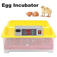Tradico® TradicoBrand New 24 Digital Clear Egg Incubator Hatcher Automatic LED Turning Temperature Control