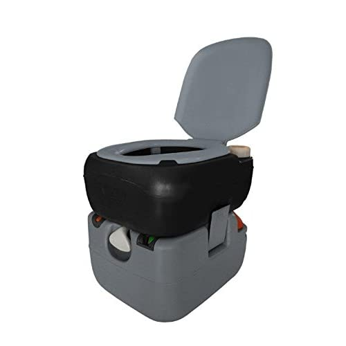 Reliance Products Flush-N-Go 4822 Portable 3 Gal Electric Flushing Toilet