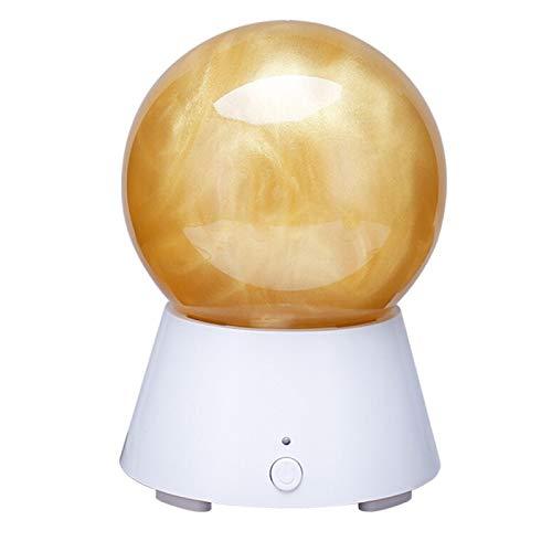 Veilleuse LED Creative VENUS Planète Conception Magic Music Basse Sound Box Bluetooth V2.1 + EDR Haut-Parleur Atmosphère Nuit Lampe Nouveauté Cadeaux