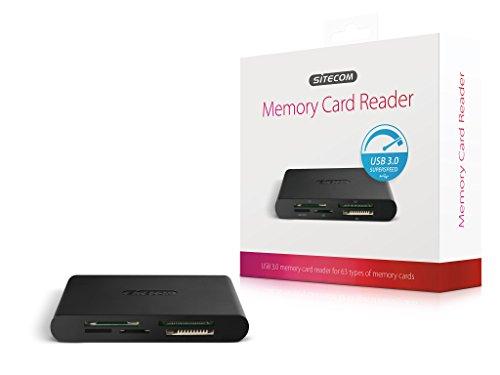 Sitecom USB 3.0 Memory Card Reader