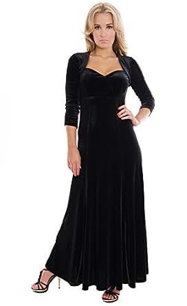Elegante e alla moda da sera lungo dell 39 abito per coro for Case alla moda