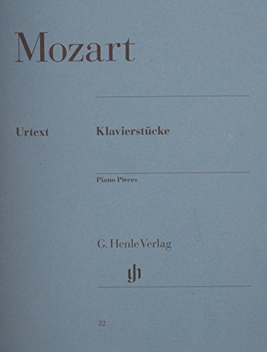 Pièces pour Piano (Sélection) - Piano