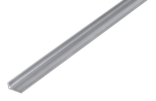 GAH-Alberts 485481 Winkelprofil - Edelstahl, 1000 x 20 x 10 mm
