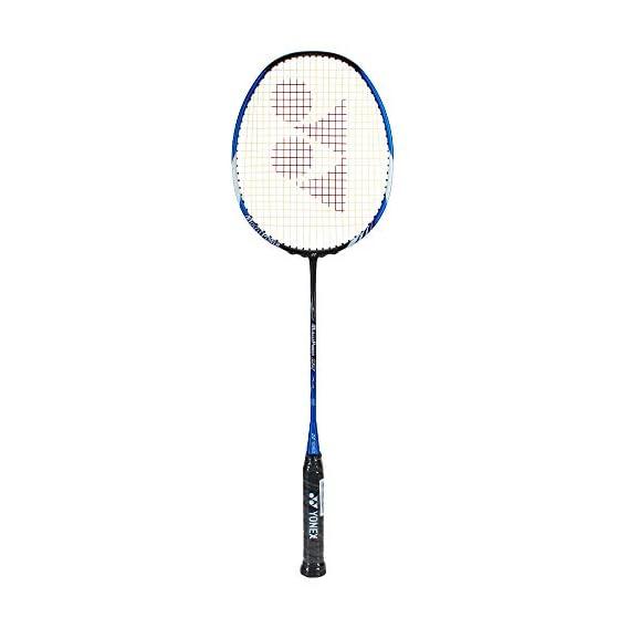 Yonex Muscle Power 22 Plus G4-3U Badminton Racquet, (Black/Blue)