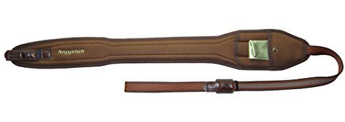 Niggeloh Gewehrgurt Speed Neopren mit Patronenfächern, braun, 061100003 -