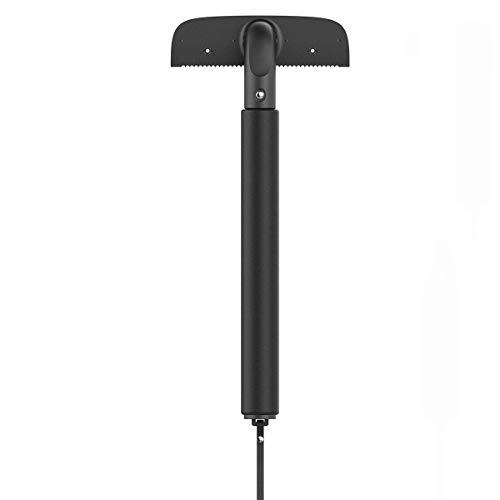 WBaRJ Rückenrasierer, dehnbarer Rückenhaarrasierer & Körperrasierer für Männer, für den trockenen und nassen Gebrauch