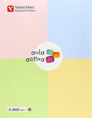 Globalizado 1. Actividades 3. Aula Activa - 9788468220451