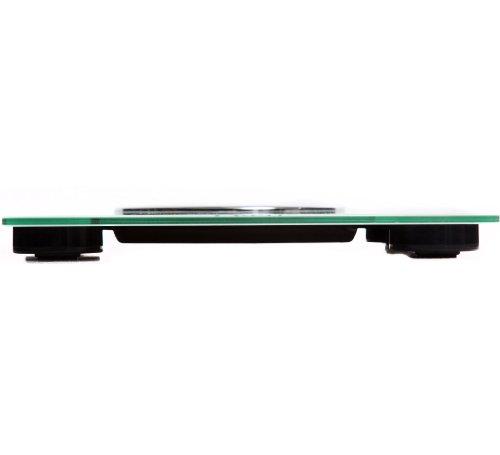 Bilancia digitale da bagno Ozeri Rev con quadrante elettromeccanico (nera) - 8