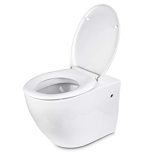 Zoom IMG-2 amzdeal copriwater sedile wc con
