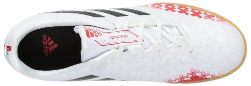 adidas P Absolado LZ IN Q21694 Herren Fußballschuhe Weiß (Running White/Hi-Res Orange F13/Black)