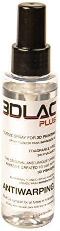 3DLAC Plus Adhésif Fixe Spray Fixe pour Imprimante 3D Impression Double Adhérence Anti-Gaufrage Haute Qualité