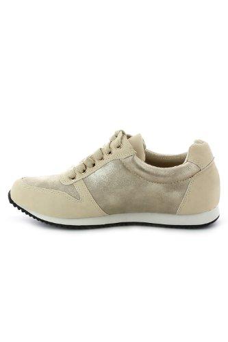 Go Tendance, Damen Sneaker Beige - Beige