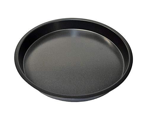 efbe schott backofen Ersatz Backblech für Miniküche/Miniofen TKG OT 1014 rund schwarz 24cm