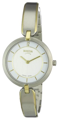 Boccia Damen-Armbanduhr Titan Dress 3164-03