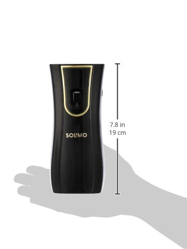 Amazon Brand - Solimo Automatic Air Freshener Kit - 250 ml (Lavender Mist)
