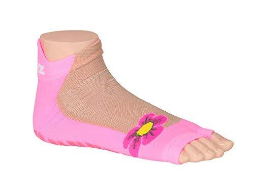 Sweakers Pink Pump Anti-Rutsch Schwimmsocken, Rosa, EU 35-38 Ockyz