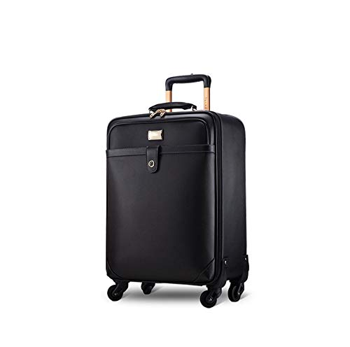 ZXWNB Universal Wheel Trolley Gepäck, Travel Boarding Geschenk Trolley Bag,A,20inch