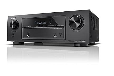 Denon AVR-X540BT Ampli-tuner Audio/Vidéo 5.2 Noir