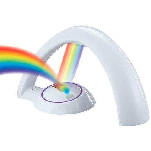 Regenbogen-Projektor LED-Licht-Reflexion - Regenbogen in meinem Raum - Kinder Geschenk für Kinder