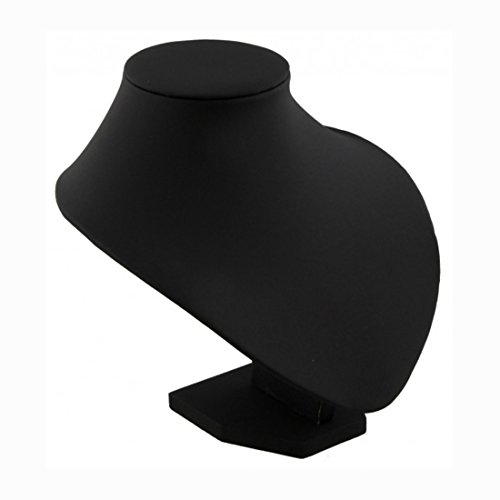 Espositore collane nero per gioielli collane 20x 12x 20cm pcol3-noi