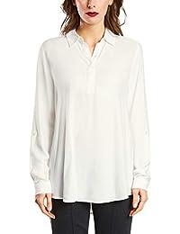 732eb27ad07 Amazon.es  Marfil - Blusas y camisas   Camisetas
