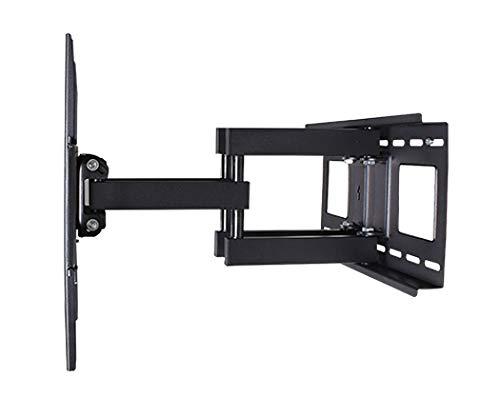 RICOO LCD TV Wandhalter Schwenkbar Neigbar S1544 Fernseher Wandhalterung Halterung Fernsehhalterung LED Flachbildschirm ca.76-165cm / 30′- 32′ – 42′ – 47′- 55′ – 65′ Zoll - 9
