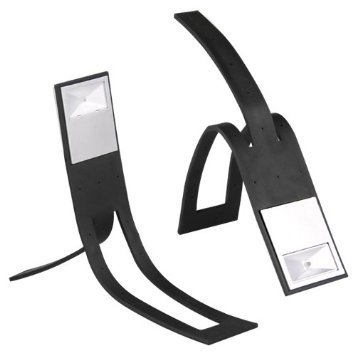 Clip on LED Leselampe Lampe für Kindle 3/4/5 Nook Kobo TOUCH MINI Sony T1 T2