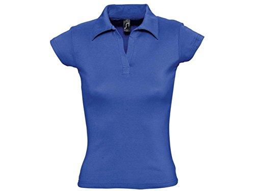 ATELIER DEL RICAMO - T-shirt de sport - Femme Bleu royal