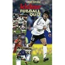 Das grosse kicker Fussball-Quiz