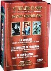 Bild von Au théâtre ce soir : Les Grandes commédiennes - Le Complexe de Philémon / Le Don d'Adèle / La Voyante - Coffret 3 DVD [FR Import]
