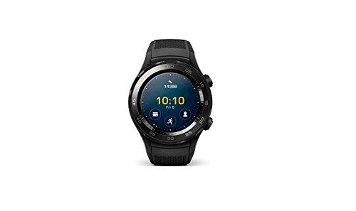Huawei 55021807 Uhr 2, LTE schwarz