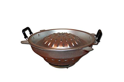 Thai Grill Muh Ka Ta Barbecue thaïlandais 35 cm